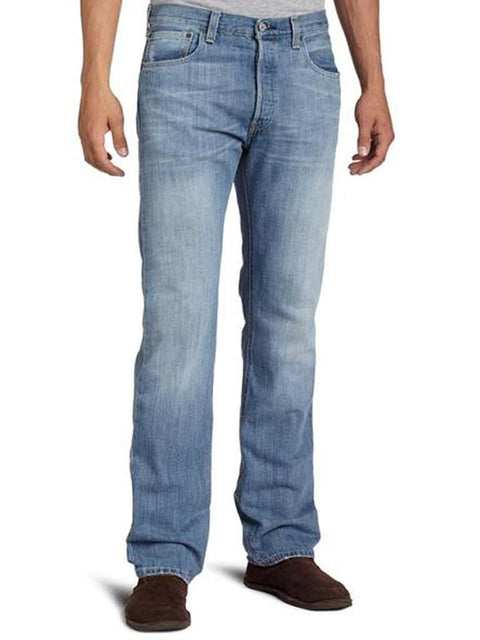 Levi's 501 Original Fit Light Mist Jeans by Levi's - My100Brands