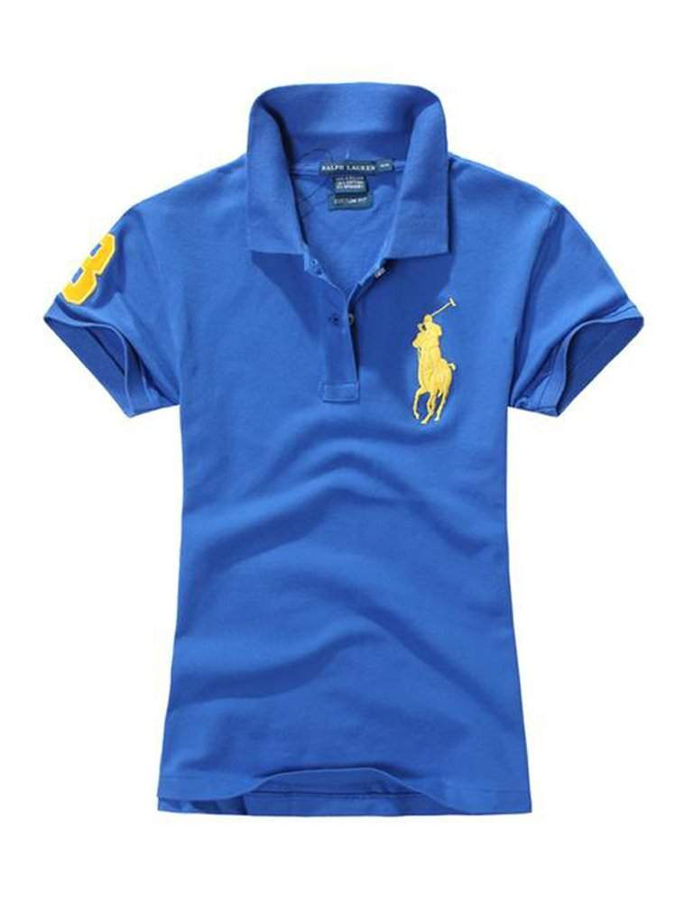 Ralph Lauren Boys' Big Pony Polo - Blue by Ralph Lauren - My100Brands