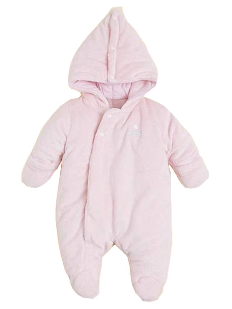 Absorba Girls' Solid Snowsuit by Absorba - My100Brands