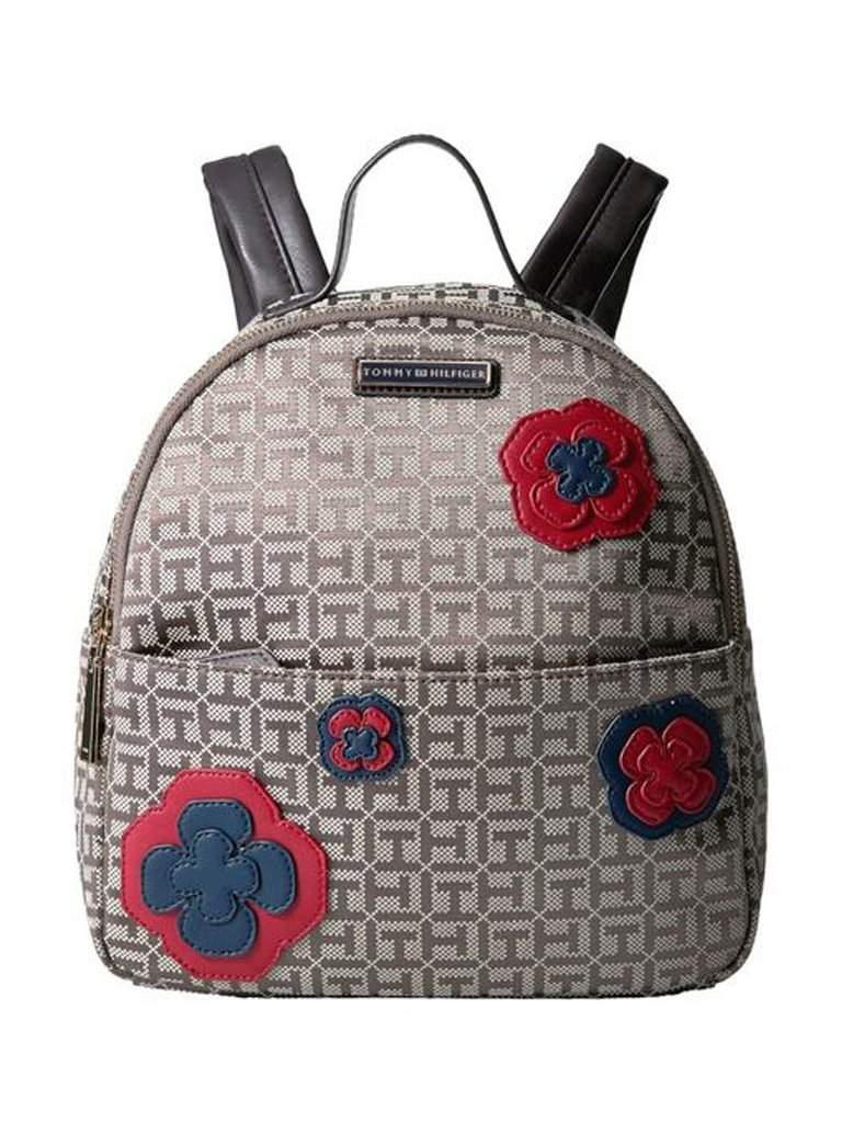 Tommy Hilfiger Novelty Floral Dome Backpack by Tommy Hilfiger - My100Brands