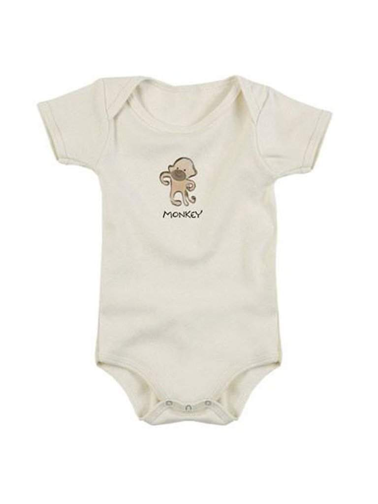 Kee-Ka Organics Short Sleeve Bodysuit by Kee-Ka Organics - My100Brands