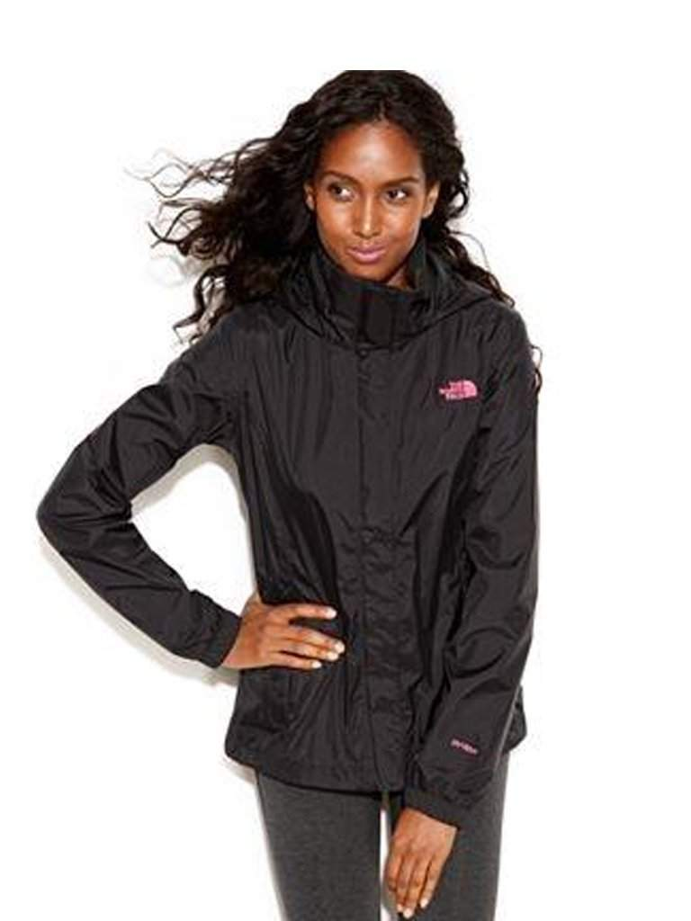 953902189 The North Face Resolve Hyvent Rain Jacket - My100Brands