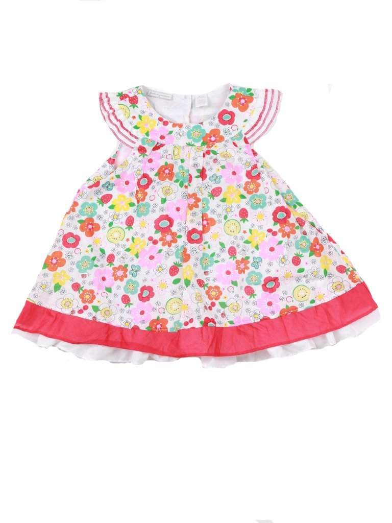 Baby Girls' Flower Dress by My100Brands - My100Brands