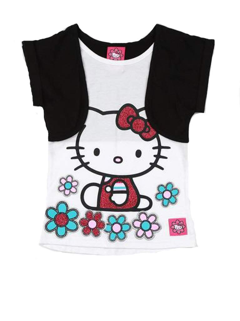 Hello Kitty Graphic Tee by Hello Kitty - My100Brands