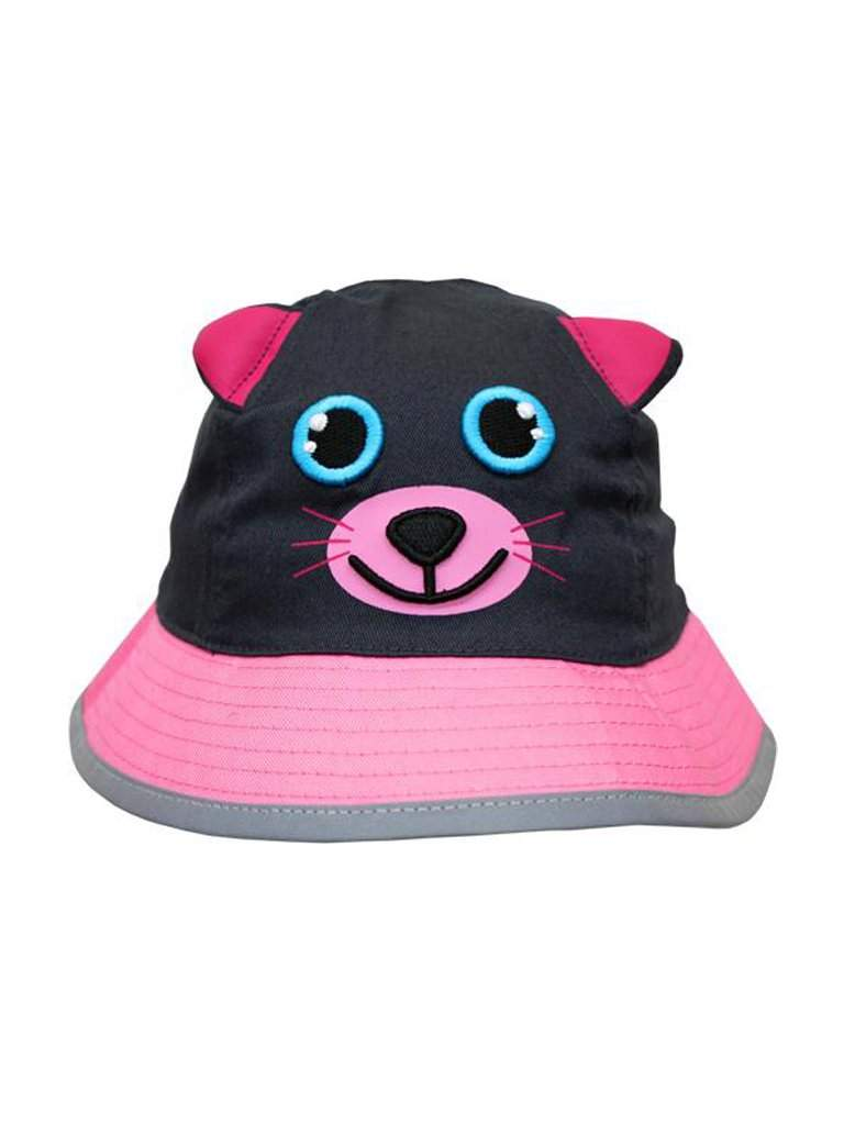 Safari Kids Cissy The Black Cat Bucket Hat by Safari Kids - My100Brands