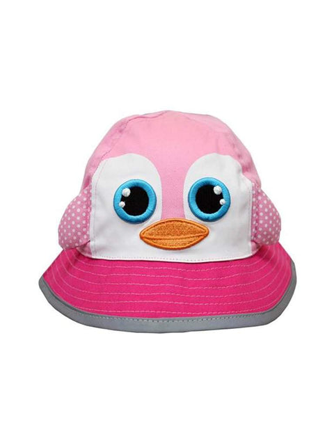Safari Kids Penny The Penguin Bucket Hat by Safari Kids - My100Brands