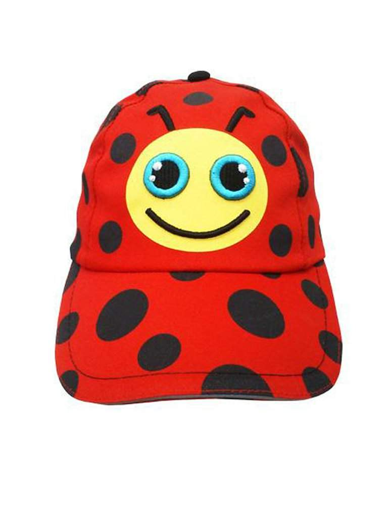 Safari Kids Lulu The Ladybug Ball Cap by Safari Kids - My100Brands
