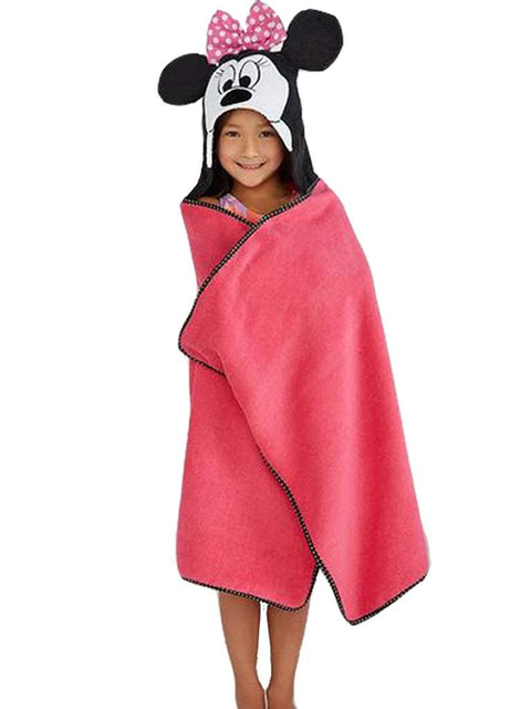Disney's Minnie Mouse Bath Wrap by Jumping Beans - My100Brands