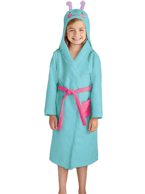 Jumping Beans Butterfly Bath Robe by Jumping Beans - My100Brands