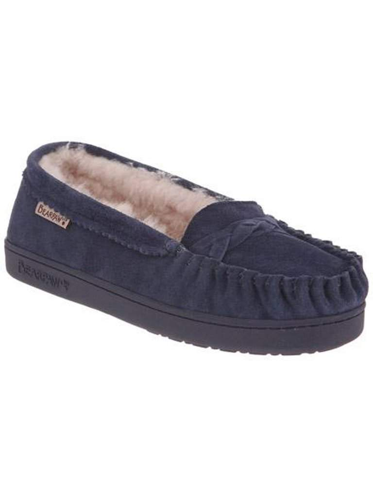 Bearpaw Brigetta Indigo Navy Shoes by Bearpaw - My100Brands