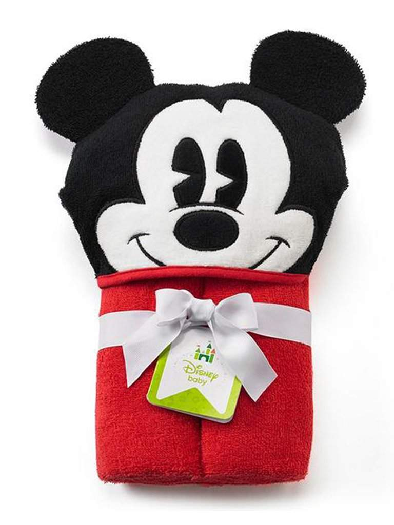 Disney Mickey Mouse Hooded Towel by Disney - My100Brands