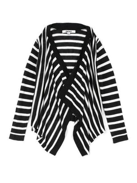 DKNY Stripe Cozy Sweater by DKNY - My100Brands