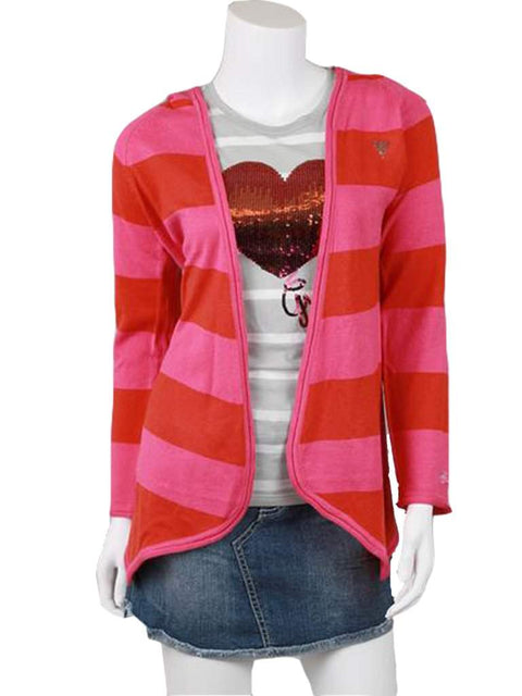 Guess Girl's Hooded Cardigan by Guess - My100Brands