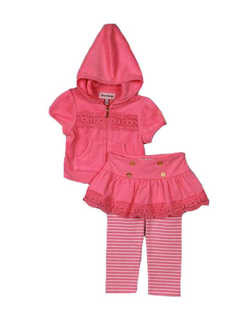 Juicy Couture Girls 2 piece Legging Set by Juicy Couture - My100Brands