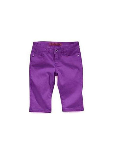 Celebrity Pink Girl's Purple Magic Shorts by Celebrity Pink - My100Brands