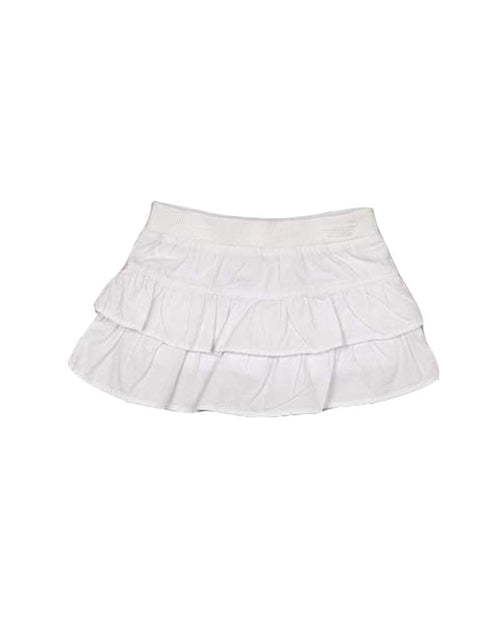 Girls Skirt Little Ruffle Scooter by My100Brands - My100Brands