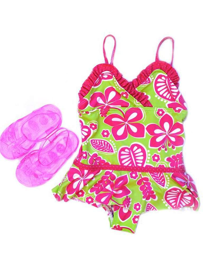 Wippette Swimwear Jellies-Fuchsia by Wippette - My100Brands