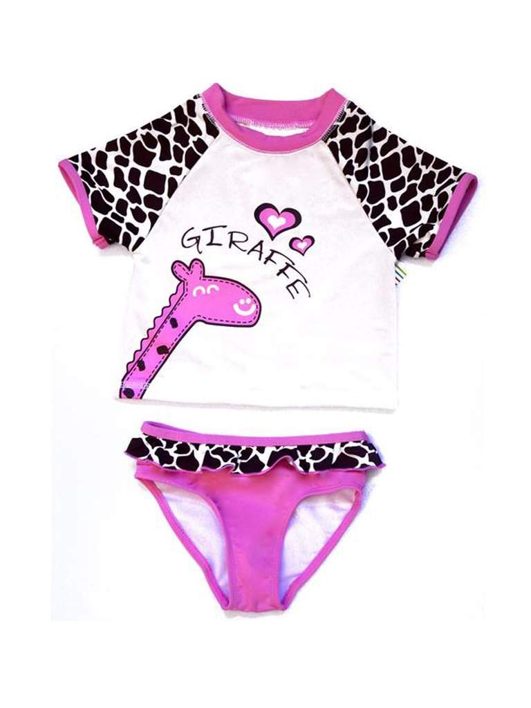 Wippette Swimwear Set - Pink by My100Brands - My100Brands