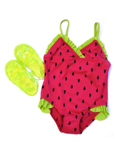 Wippette Swimwear Jellies-Red by Wippette - My100Brands