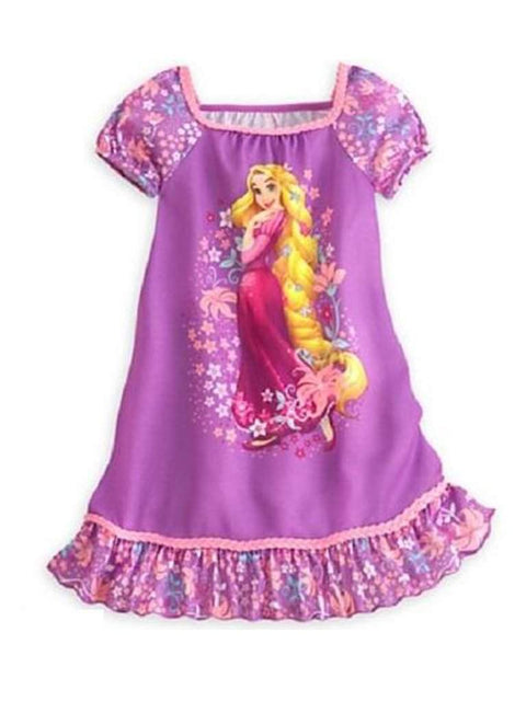 Disney Princess Rapunzel Nightgown/Pijamas by Disney - My100Brands