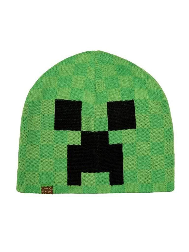 Minecraft Creeper Face Beanie by Minecraft - My100Brands