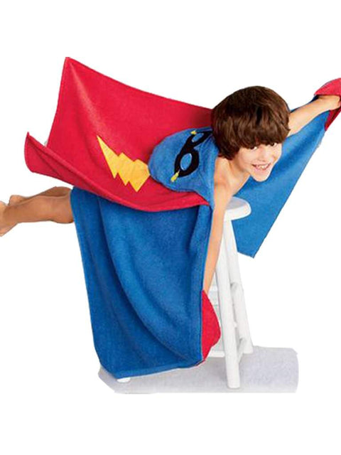 Jumping Beans Superhero Bath Towel by Jumping Beans - My100Brands
