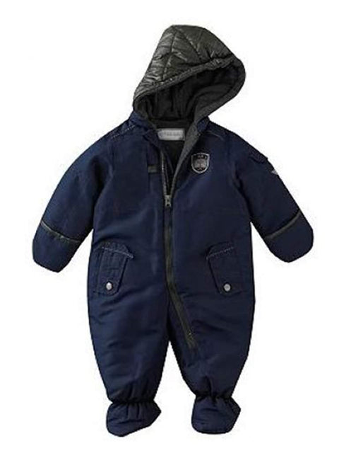Rothschild Baby Aviator Snowsuit - Navy by Rothschild - My100Brands