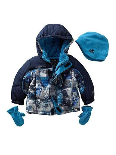 ZeroXposur Switch Puffer Jacket Set - Baby by ZeroXposur - My100Brands