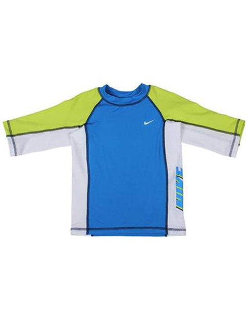 Nike Swim Boys' 3/4 Sleeve Swim Tee by Nike - My100Brands