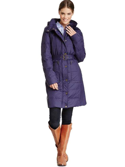 Tommy Hilfiger Women's Puffer Coat by Tommy Hilfiger - My100Brands