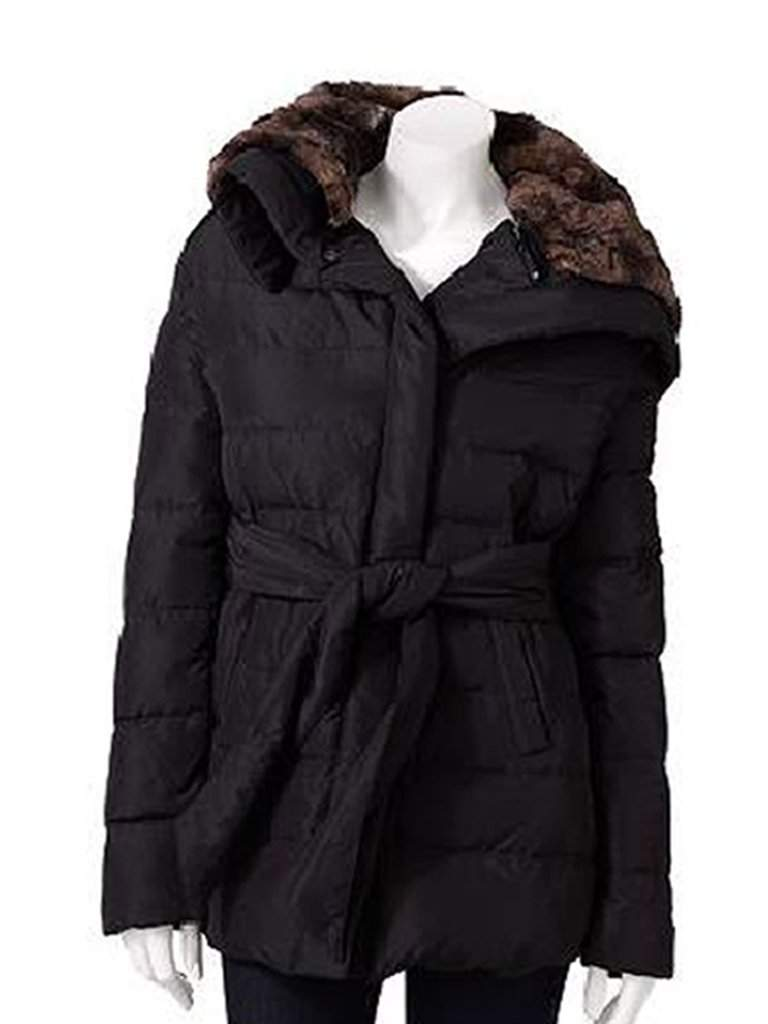 Jennifer Lopez Down Puffer Jacket by Jennifer Lopez - My100Brands