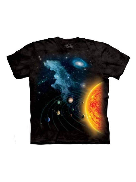 Solar System T-Shirt by The Mountain - My100Brands