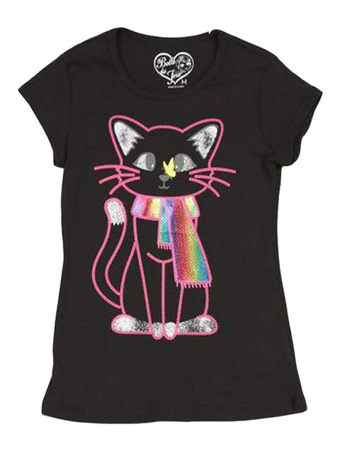 Belle du Jour Graphic T-Shirt by Belle Du Jour - My100Brands