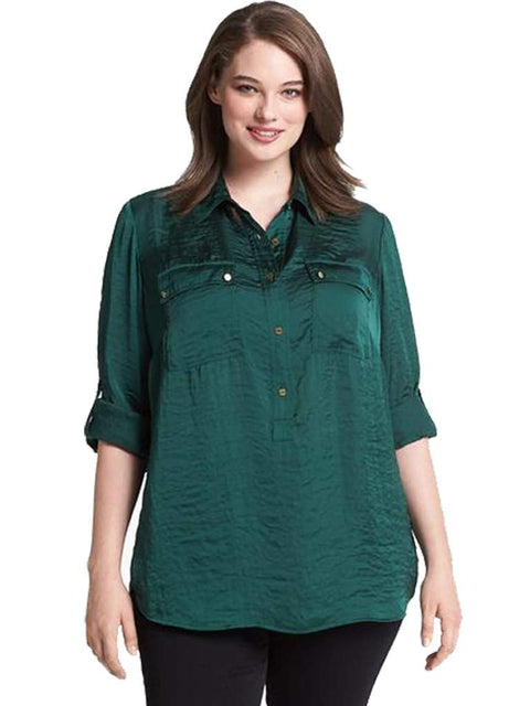 Michael Kors Green Tunic by Michael Kors - My100Brands