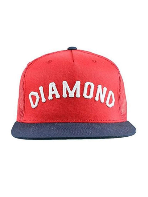 Diamond Supply Co. Arch Snapback Cap by Diamond Supply - My100Brands