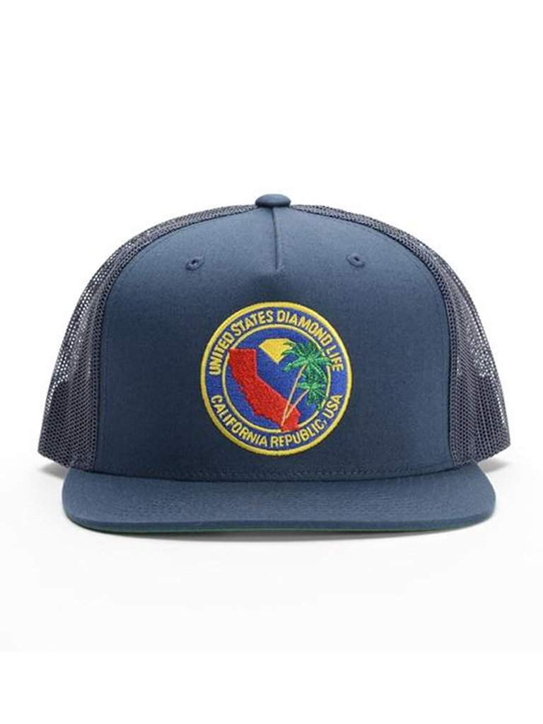 Diamond Supply Co. Republic Snapback by Diamond Supply - My100Brands