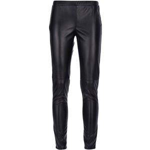 Michael Kors Black Wet Look Leggings by Michael Kors - My100Brands