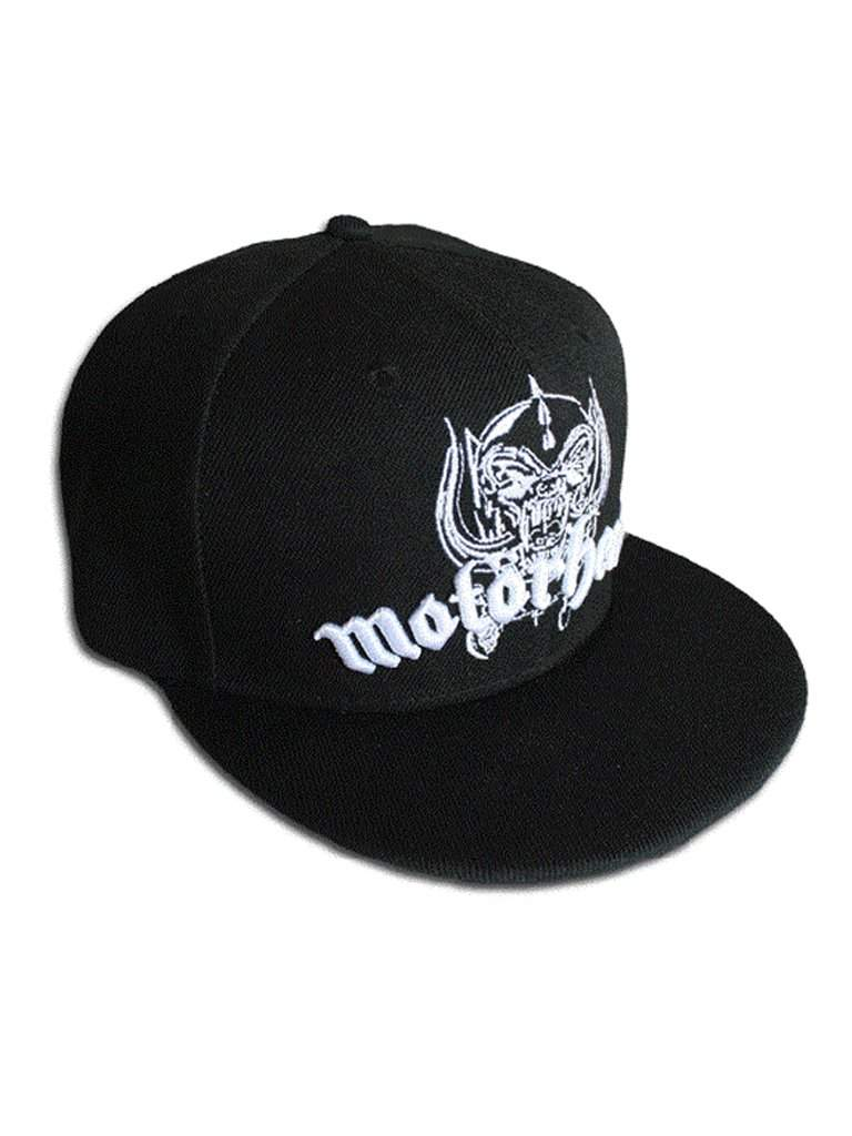 Motorhead Baseball Cap by My100Brands - My100Brands