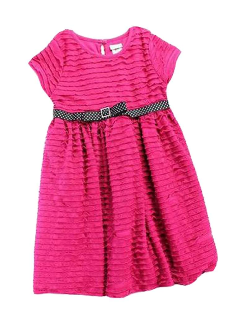 Sweet Heart Rose Little Girls Ruffle Dress by Sweet Heart Rose - My100Brands