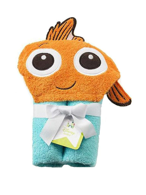 Disney/Pixar Finding Nemo Hooded Towel by Disney - My100Brands