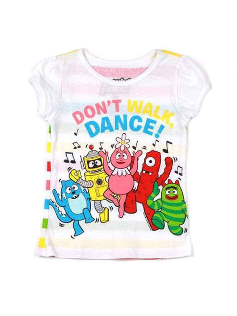 Mini Fine Don't Walk Dance Tee by My100Brands - My100Brands