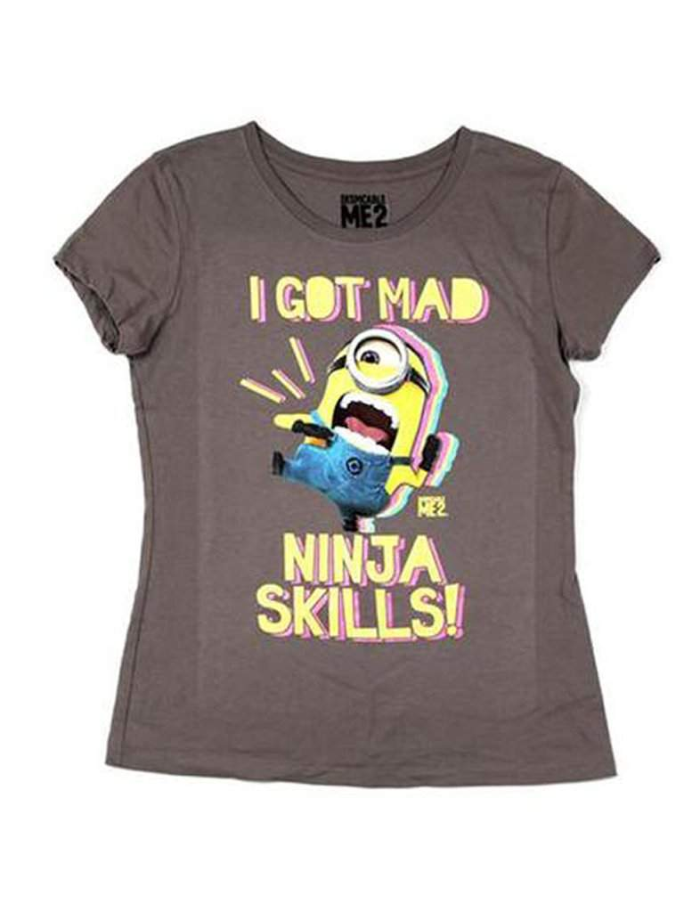 Despicable Me Minion Graphic Tee by My100Brands - My100Brands
