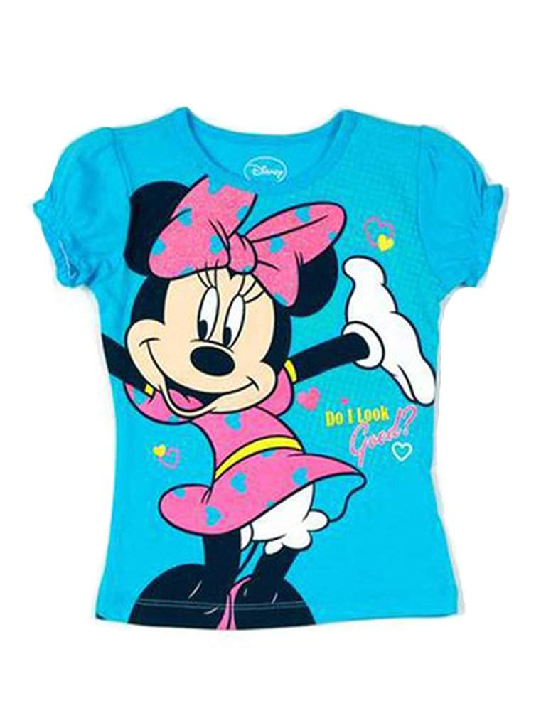 Disney Minnie Mouse Do I Look Good Tee by Disney - My100Brands