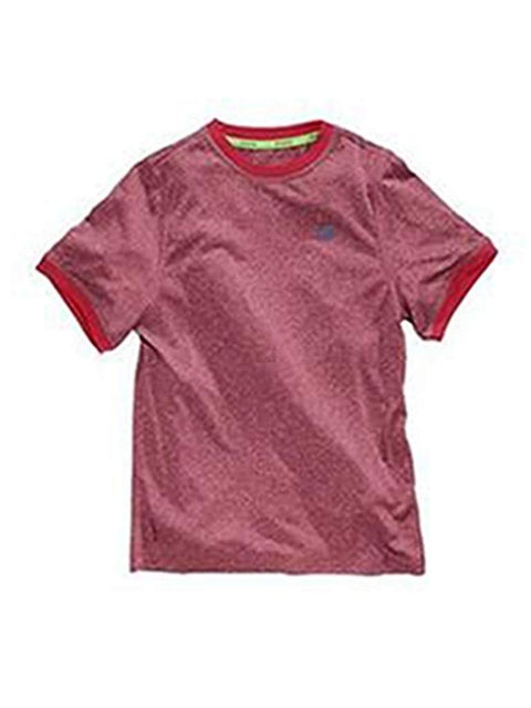 Champion Big Boys T-Shirt , Vapor Tee, Red by Champion - My100Brands