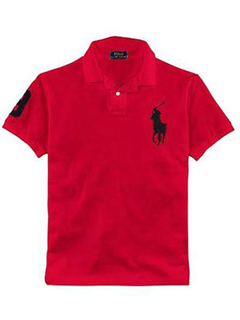 Ralph Lauren Polo Boys' Big Pony Shirt by Ralph Lauren - My100Brands