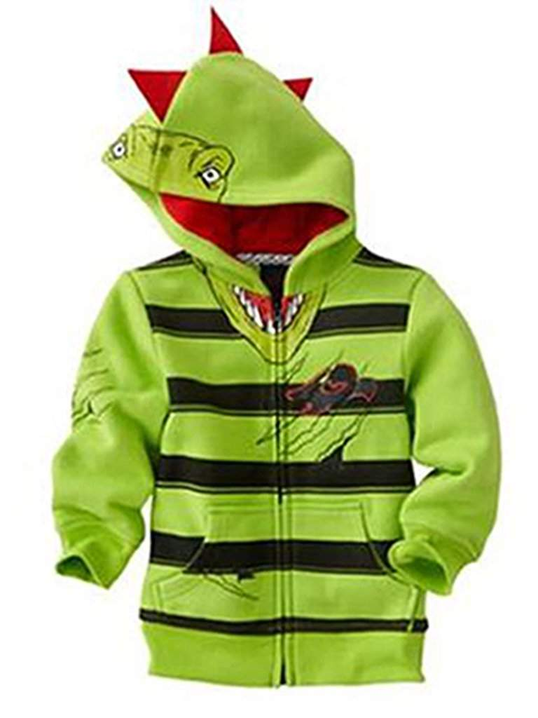Tony Hawk Dinosaur Hooded Fleece by Hawk - My100Brands