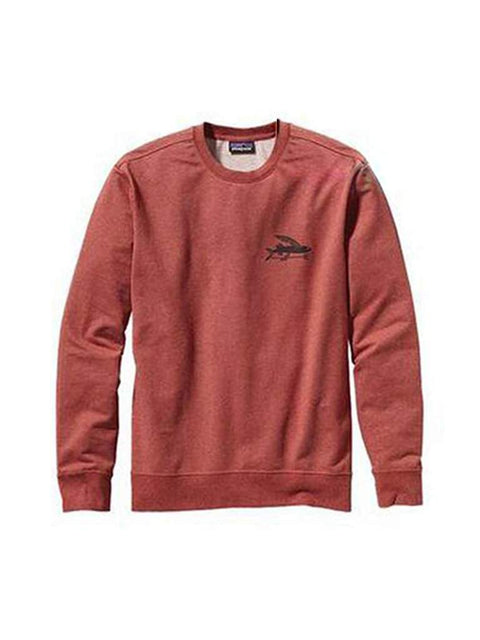 Patagonia Men's Flying Fish Midweight Crew Sweatshirt by Patagonia - My100Brands