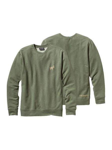 Patagonia Men's Burros Y Tablas Midweight Crew Sweatshirt by Patagonia - My100Brands