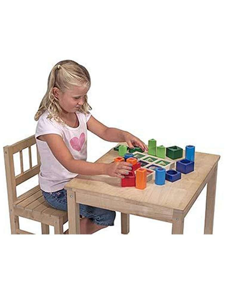 Shape Sequence Sorting Set by Melissa & Doug - My100Brands