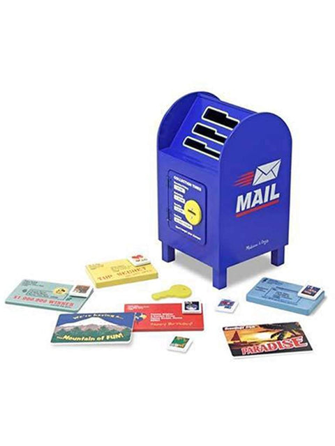 Stamp and Sort Mailbox by Melissa & Doug - My100Brands